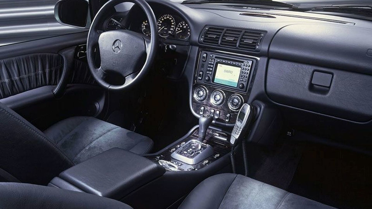 Mercedes-Benz M Class Final Edition