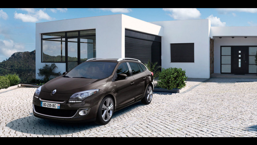 Renault Megane Collection 2012