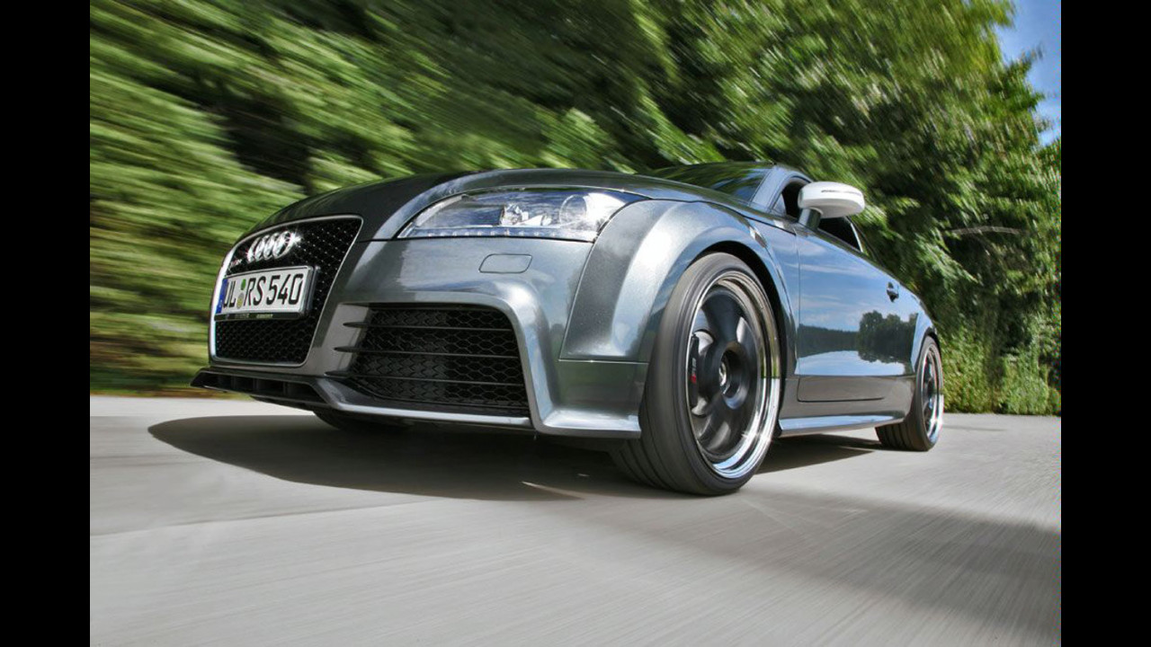 Audi TT-RS by McChip