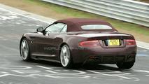 Aston Martin DBS Volante Spied on the Ring