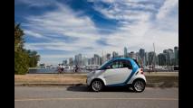 smart car2go in Canada e Florida
