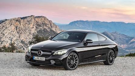 Refreshed C-Class Coupe And Cabriolet Bring High-Tech Tweaks To NY