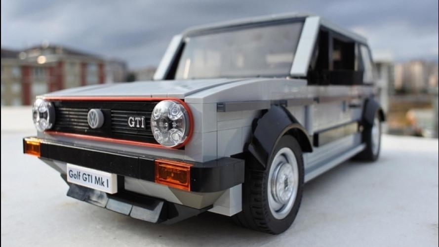 Volkswagen Golf, la Mk1 GTI fai-da-te