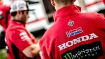 Tucano Urbano Honda-HRC Dakar 2018