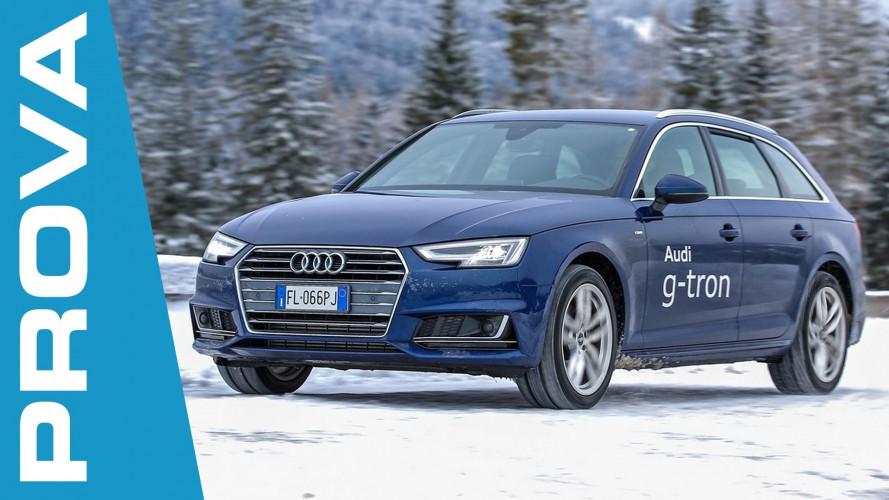 Audi A4 Avant g-tron, quando il metano diventa premium