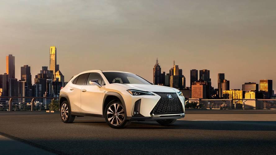 Vidéo - Le Lexus UX se dévoile