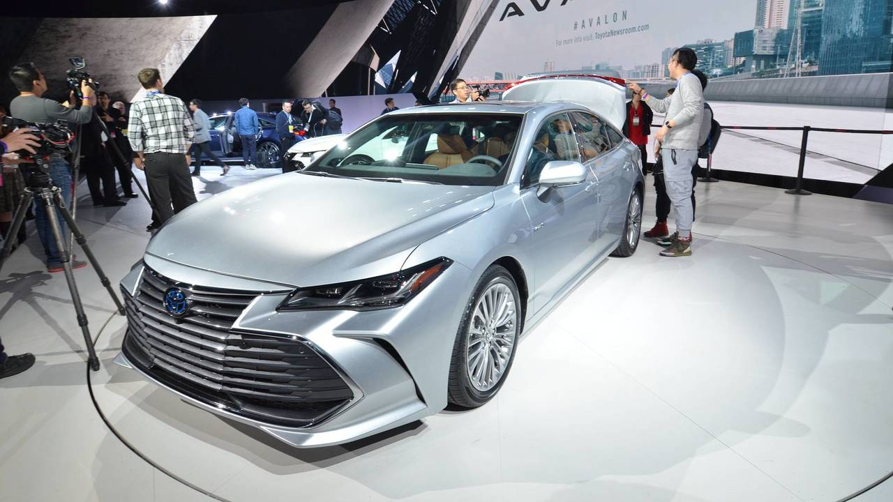 Miss: Toyota Brings Too Little, Too Late