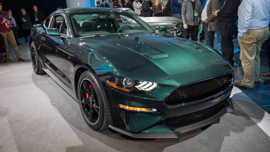 Ford Mustang Bullitt Retrospective Makes Us Green With Envy