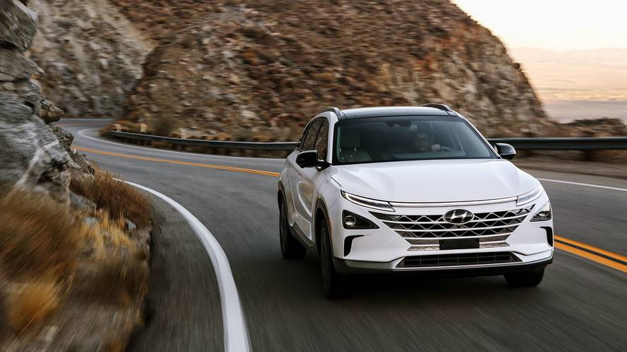 Le Hyundai Nexo débute en France à partir de 72'000 euros !