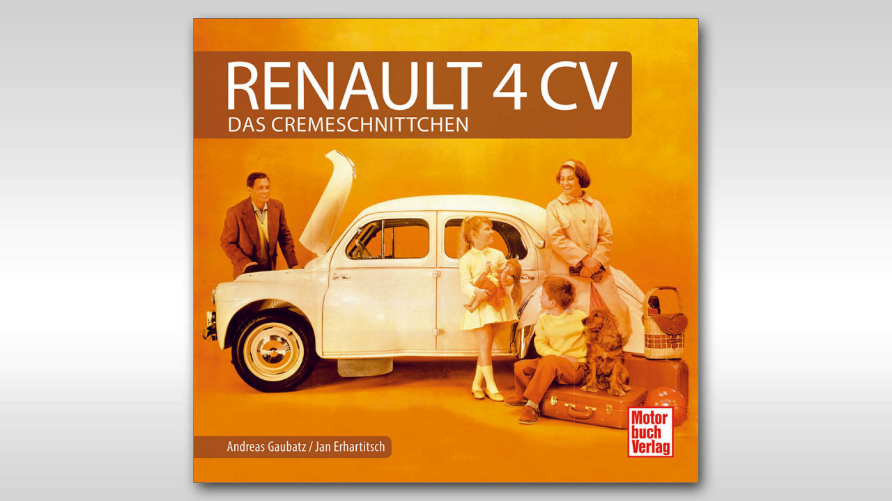 Gaubatz/Erhartitsch: Renault 4 CV