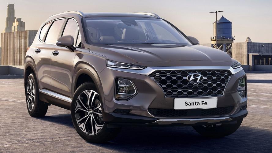 Nuova Hyundai Santa Fe, svelata dentro e fuori