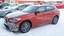 BMW X2 M35i casus fotoğraf