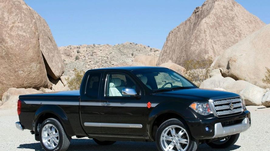 2009 Suzuki Equator Debuts in Chicago