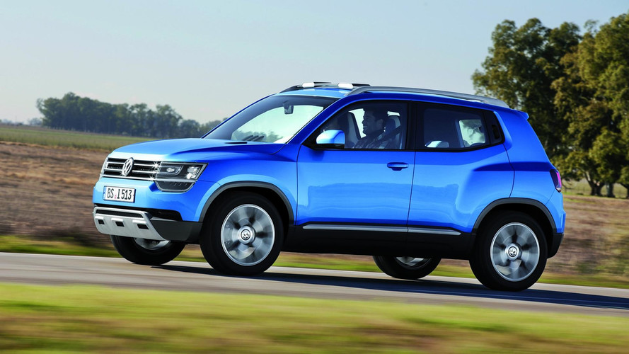 Segredo - SUV do up!, Taigun volta à pauta na Volkswagen
