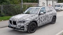 BMW X5 farlar casus foto