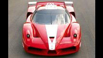 Adrenalin pur: Ferrari FXX