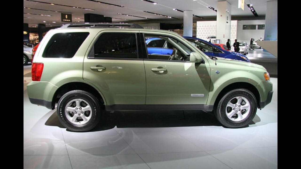 Mazda Tribute HEV