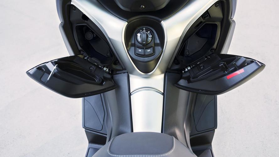 Yamaha X-MAX 2018