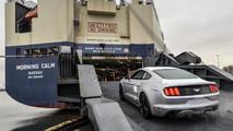Mustang exportação