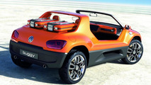 Volkswagen buggy up! concept 13.09.2011