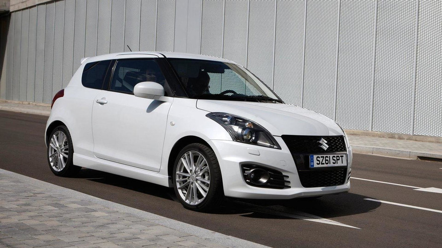 New Suzuki Swift Sport concept could bow in Tokyo