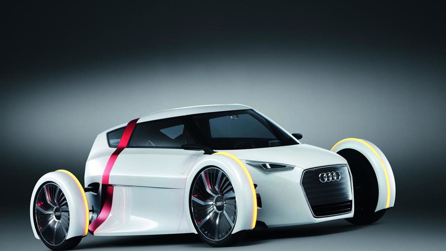 Audi reportedly working on a new city car