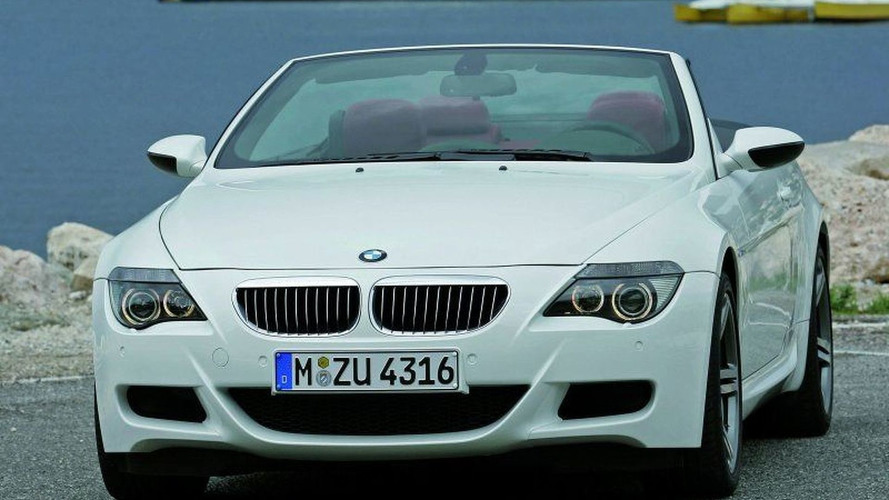 New BMW M6 Convertible in Depth