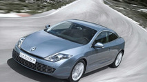 New Renault Laguna Coupe