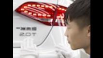Lo stabilimento Audi di Changchun