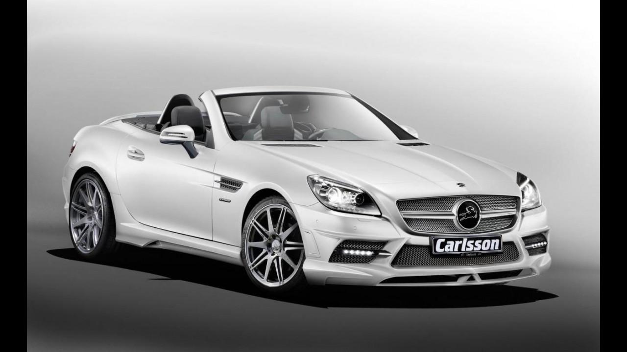 Mercedes SLK secondo Carlsson