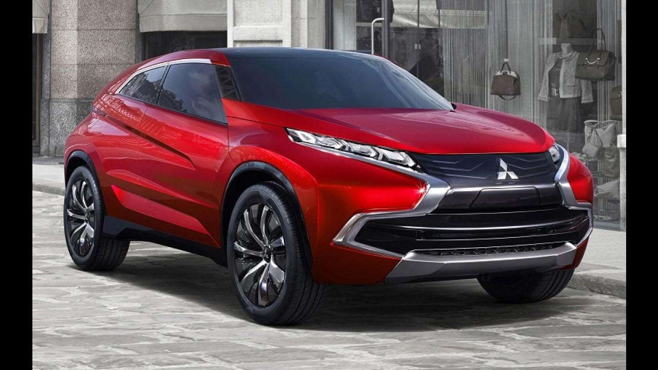 Novo Mitsubishi ASX chega em 2016 - e dará origem ao próximo EVO!