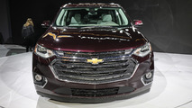 2018 Chevy Traverse: Detroit 2017