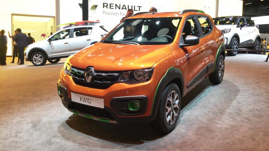 Le Renault Kwid Outsider apparaîtra en 2019