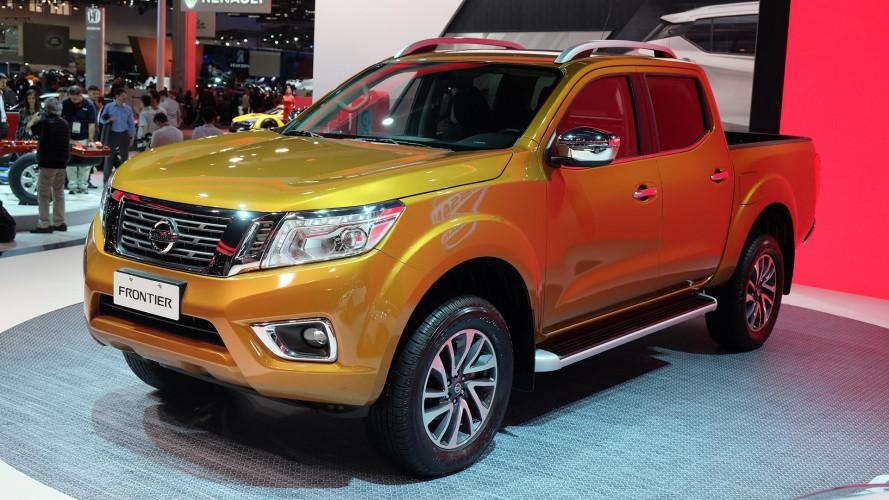 Nova Nissan Frontier topo de linha vai custar R$ 166.700