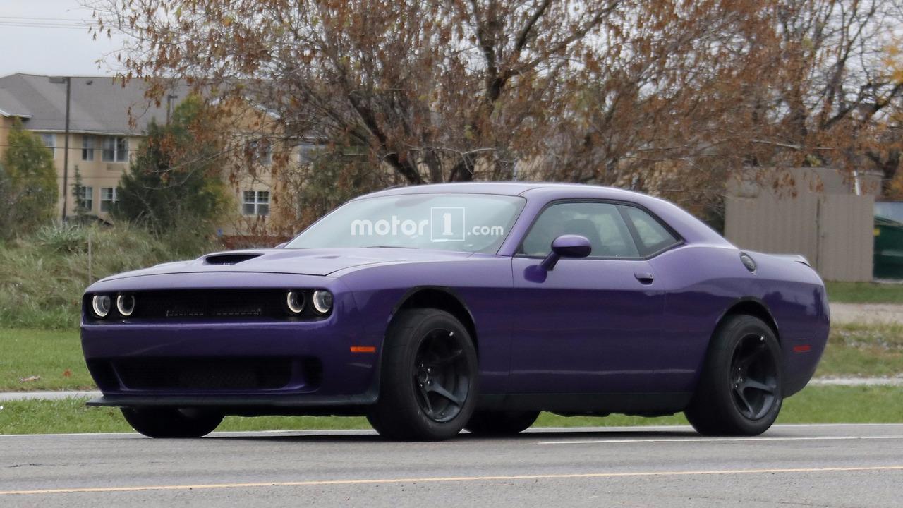 Dodge Challenger Demon will be hotter than Hellcat
