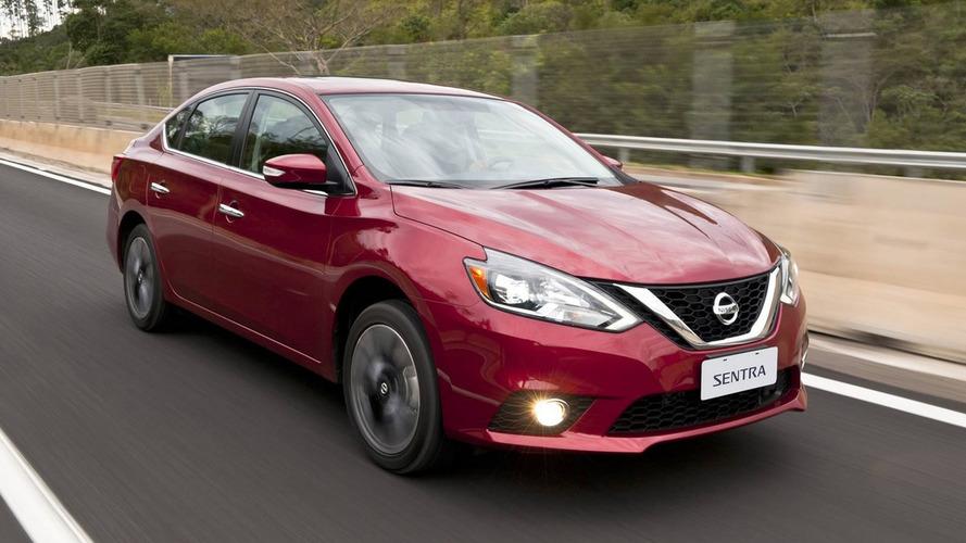 Nissan Sentra é o sedã médio mais barato de reparar no Brasil
