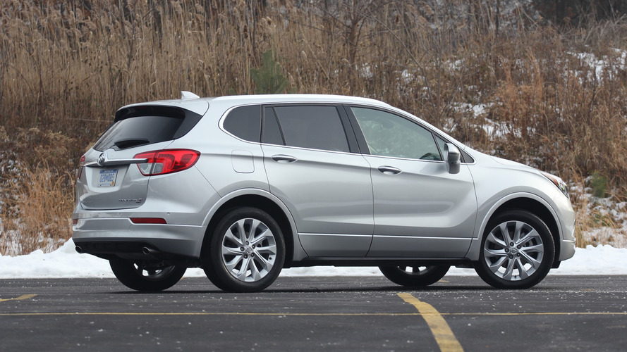 2017 Buick Envision Review: From China, with love