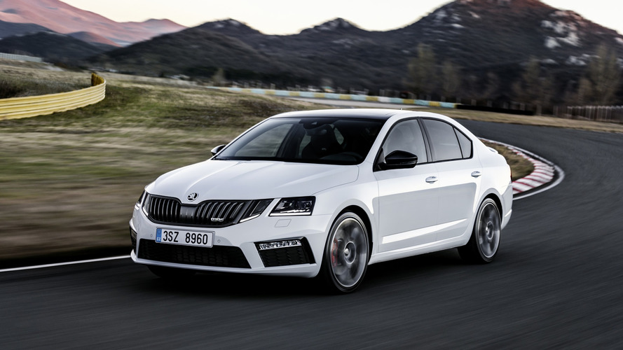 Škoda Octavia restylée - Place à la version RS