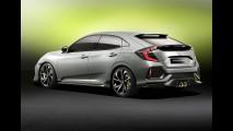 Como seria a versão perua do novo Honda Civic? Designer antecipa