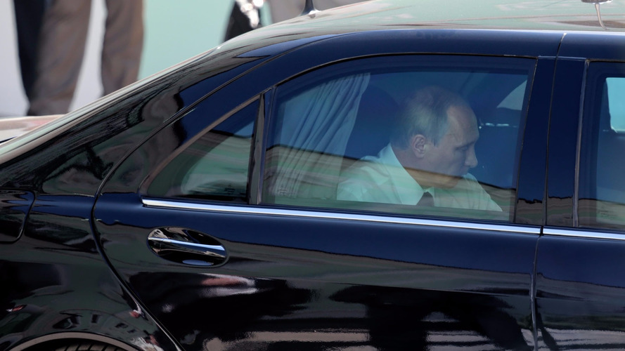 Vladimir Putin's stretch Mercedes could be yours for $1.3M