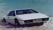La Lotus Esprit S1 de James Bond