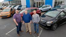 Chevrolet Bolt primeiras entregas
