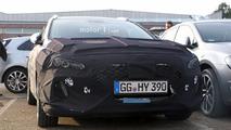 Hyundai i30 CW fotos espía