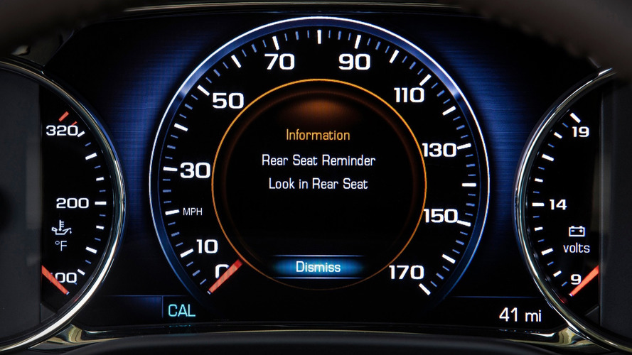 GM adds Rear Seat Reminder tech to more vehicles