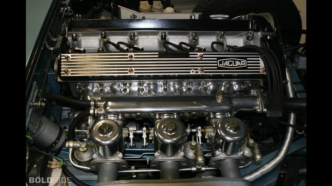 Jaguar Series 2 E-Type Roadster