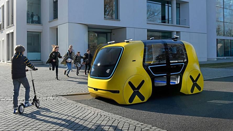 Volkswagen e il futuro della guida autonoma