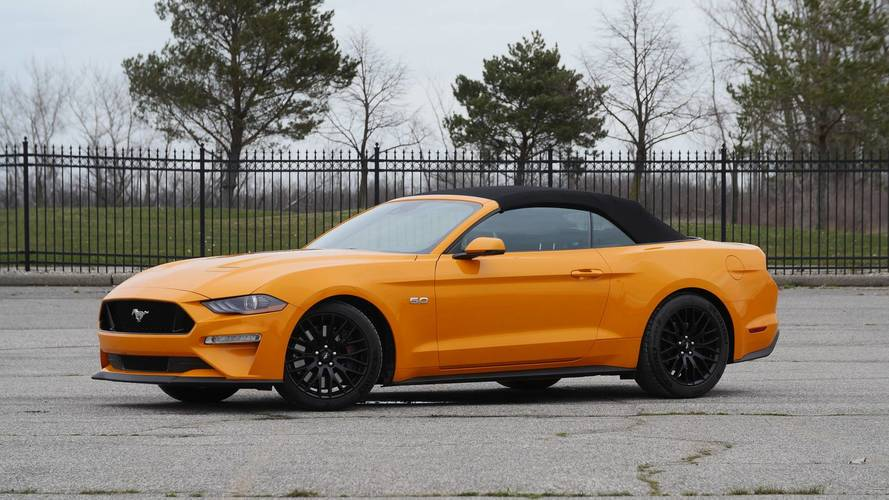 Next Gen Ford Mustang Might Get Awd And Spawn Electric Version