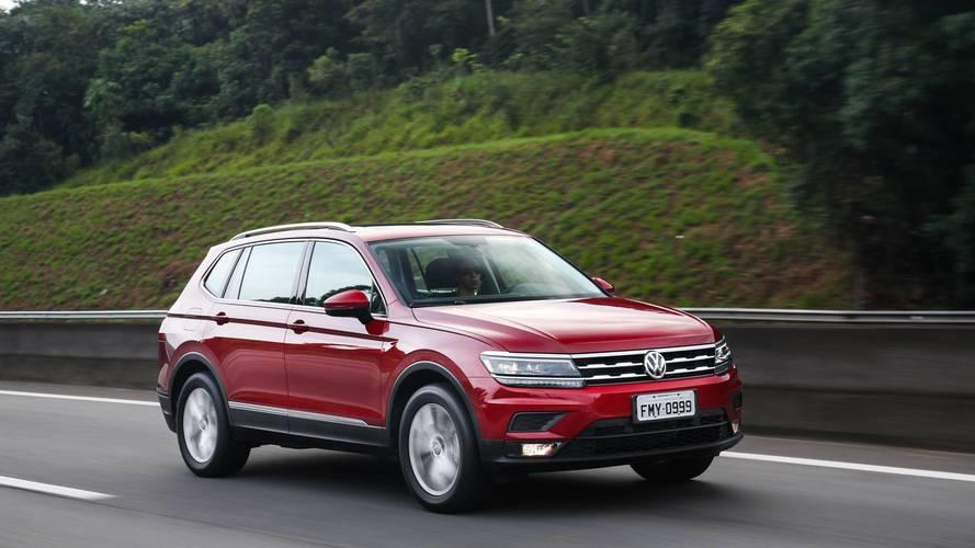 VW Tiguan esgota pré-venda das versões de entrada e R-Line