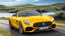 AMG bringt GT S Roadster