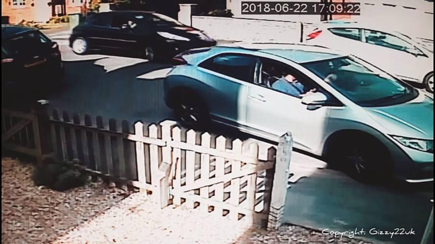 Parallel Parking Fail